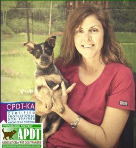Leeann Holloway, CPDT-KA, Certified Professional Dog Trainer